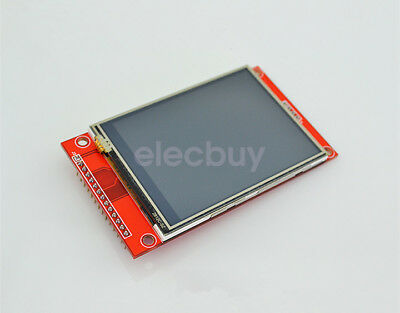 Hot 2.4 Tft Lcd Display Shield Touch Panel 240x320 For Arduino Uno Mega
