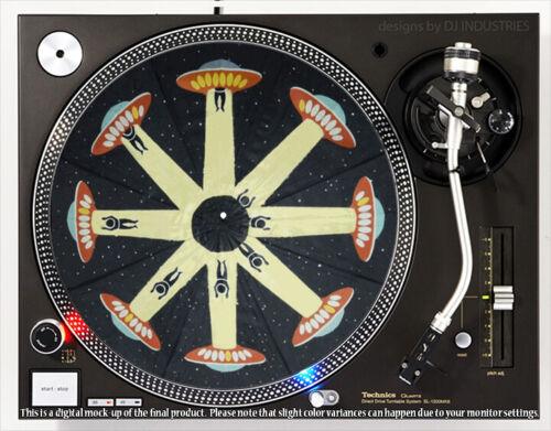 PHENAKISTOSCOPE UFO ENCOUNTER - DJ SLIPMAT 1200
