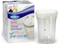 Milton Solo Travel Steriliser