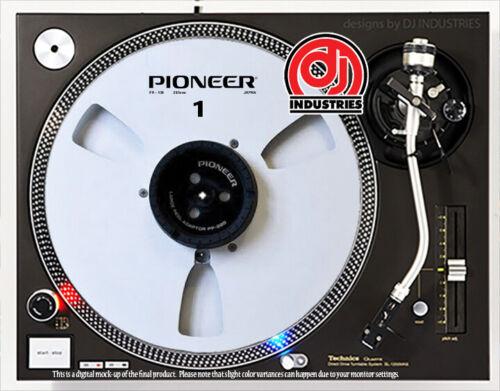 PIONEER REEL TO REEL #1 - DJ SLIPMAT for 1200