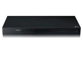 LG UBK80 4K ultra HD Bluray player