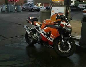 2000 Honda CBR929RR Fireblade Greenacre Bankstown Area Preview
