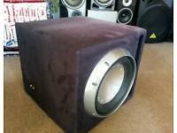 Rockford Fosgate T112D2 650W RMS car audio subwoofer