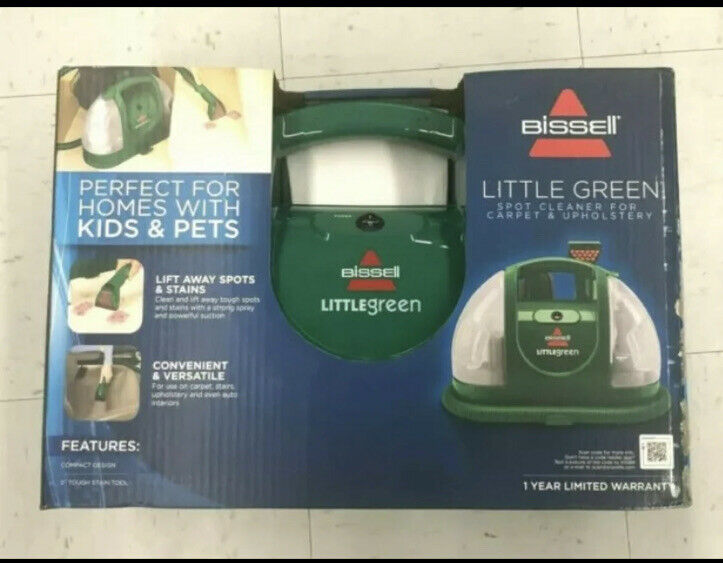 BISSELL Little Green Spot and Stain Carpet Cleaner