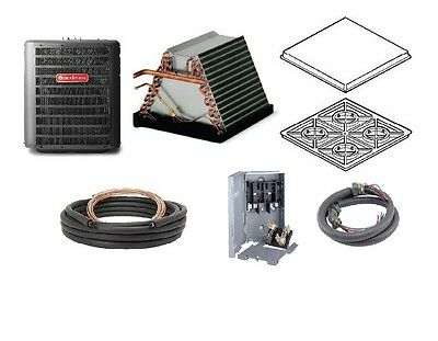Central Air Conditioning Package Goodman 2.5 Ton 13 SEER - Great Spring Pricing!