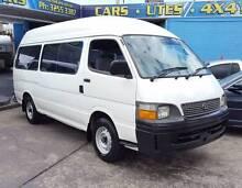 1999 Toyota Hiace Commuter 2.4L - 14 seats 1YR WARRANTY $9999 South Brisbane Brisbane South West Preview