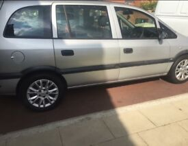 Zafira swap for another 7 seater