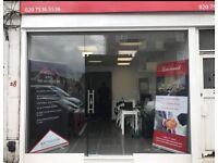 Desk Space with shopfront in Stratford London E15 to Rent only £700/pm
