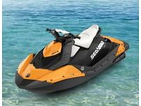 SEA-DOO Spark 3 UP 2015, less then 6 months old and less than 10 hours