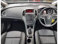 Vauxhall Astra 2.0 litre Eco flex Elite. Heated leather seats. Bluetooth parrot. CDTI