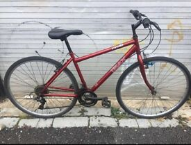 Trax T700 hybrid bicycle