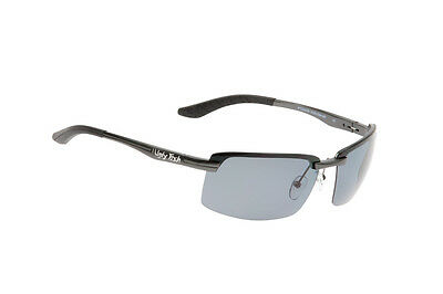502a03d8130 Ugly Fish Polarised Sunglasses PT24409 Gunmetal Frame With Smoke Lens