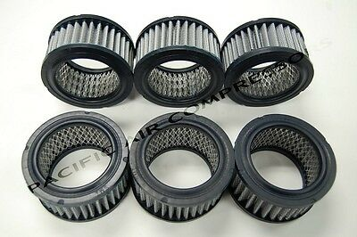 32170979 Ingersoll Rand Polyester Washable Air Filter Element 6 Pack