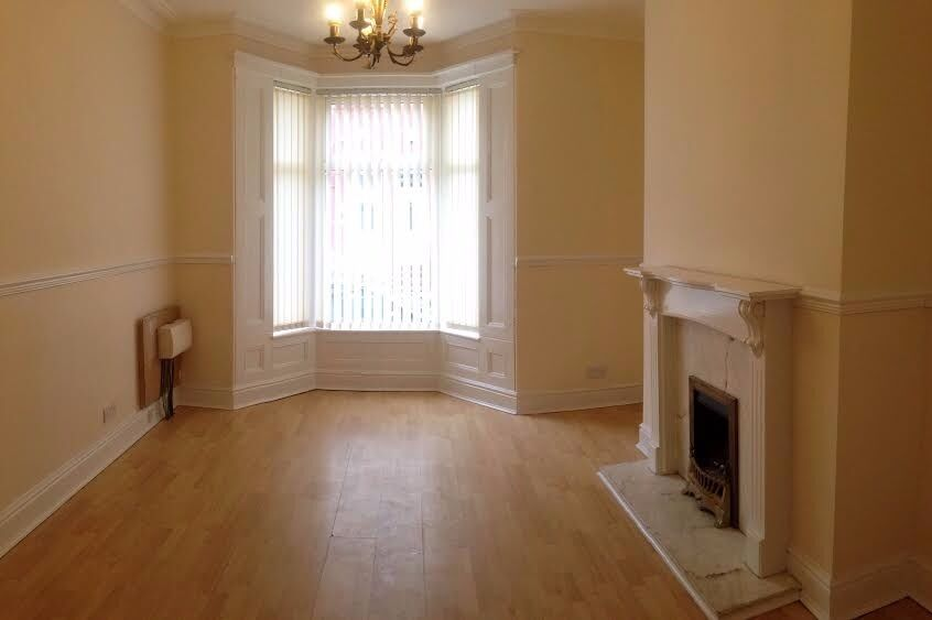 Unfurnished two bedroom Terrace property on Weldon Street L4, just off County Road