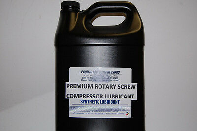 S-460-05 Kaeser 8000 Hour 1 Gallon Synthetic Rotary Air Compressor Oil