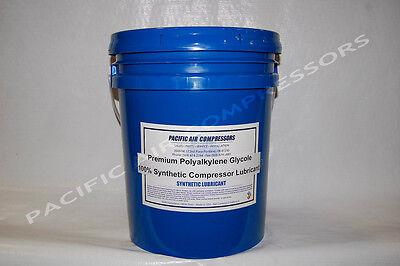 60gc-05 Syn-flo Polyalkylene Glycol Synthetic Compressor Fluid 5 Gal
