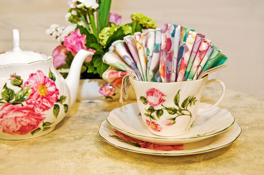 How to Care for Fragile Cup and Saucer Sets