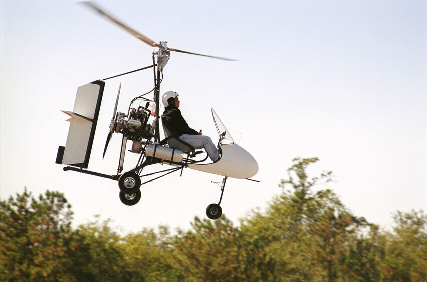 How to Build a Gyrocopter | eBay