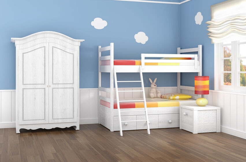 Top 3 Oak Wardrobes for Children