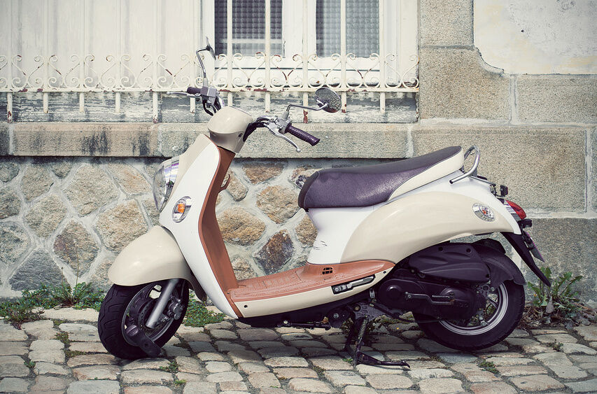 What to Look for in a Vespa 50cc Scooter