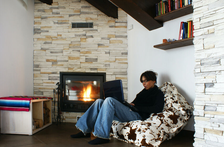 Fireplace Design wood burning fireplace blower insert : Top 10 Wood Burning Fireplace Inserts   eBay