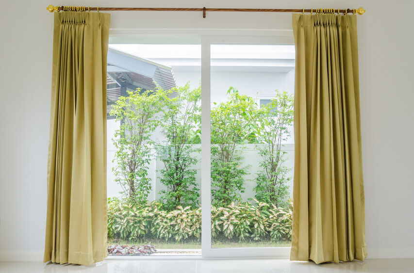 Your Guide To Choosing Huge Curtains For A Patio Door