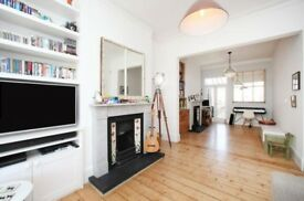 CHARACTERISTIC, 3 BED VICTORIAN HOUSE, VERY SPACIOUS, PRIVATE GARDEN, HACKNEY/HOMERTON