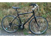 Specialized A1 Sirrus Hybrid aluminium frame bike