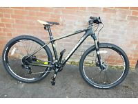 Dimondback Lumis 1.0 mountain bike ridden once for 2 minutes bike is in new condition.