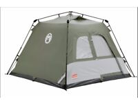 Coleman Instant Tourer 4 Man Tent Easy Pitching