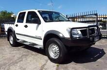 2004 Holden RA Rodeo LX 4X4 3.0L turbo diesel 1YR WARRANTY $9999 South Brisbane Brisbane South West Preview