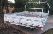Toyota Lancruiser Ute Steel Tray Toowoomba Toowoomba City Preview