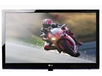 27 LG M2780D Full HD 1080p Digital Freeview LED TV
