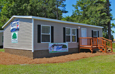 2020 New National 3br2ba 26 X36 Doublewide Mobile Home-factory Direct- Florida