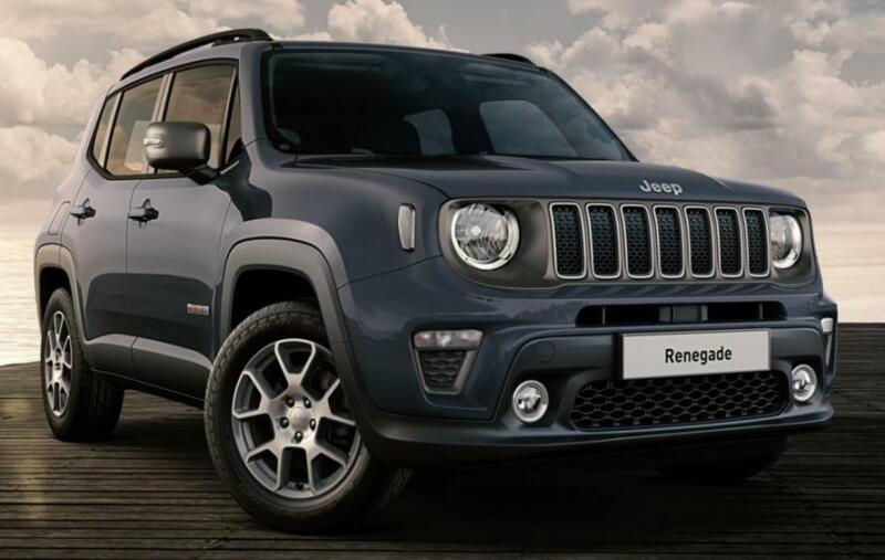 JEEP Renegade  1.3 T4 DDCT Limited PRONTA CONSEGNA