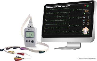 New Edan Se1515-dx12 Wireless Pc Based Ecg Machine 2 Yr Warranty