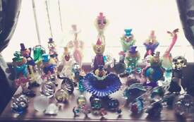Collection of Glass Ornaments