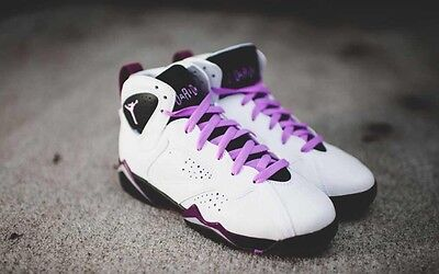 NIKE AIR JORDAN 7 RETRO GG SZ: 7Y (YOUTH) 442960 127