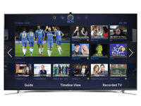 Samsung UE65F8000 65 -inch LCD Smart TV/ Full HD/ Smart 3D/ Built -in Camera & Wi-Fi (pre-owned)