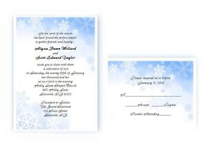 100-Personalized-Custom-Winter-Season-Snowflake-Snow-Bridal-Wedding-Invitations