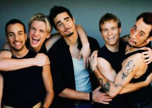 Backstreet Boys Concert Tickets !!! JUL 17 TORONTO - 2 TIX!