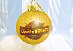 Game of ThronesHanging Glass Ornament