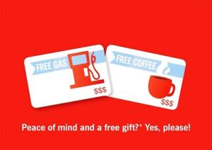 Save upto 30% on Car/Home Insurance - Get Free Gas/Coffee Card