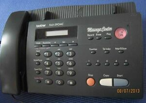 Brother Personal Fax -290MC