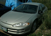 1997 Chrysler Intrepid Sedan Safetied Needs Engine Work.$900 obo