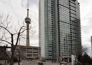 1 bedroom condo Downtown Toronto - next to The Rogers Centre!!