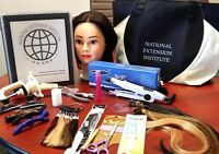 GET YOUR HAIR EXTENSION CERTIFICATION TRAINING & EARN $4000/MTH