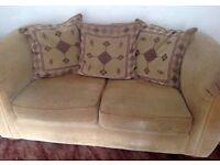 Free couches & storage stool