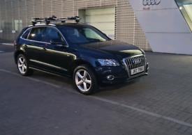 Audi Q5 S-line Dec 2011