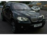 2010 BMW X5 XDRIVE40D M SPORT Auto Estate Diesel Automatic